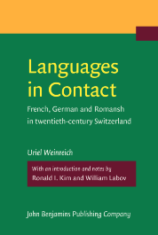 image of Languages in Contact
