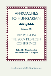 image of Approaches to Hungarian