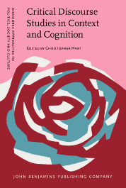 image of Critical Discourse Studies in Context and Cognition