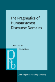 image of The Pragmatics of Humour across Discourse Domains