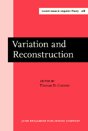 image of Variation and Reconstruction