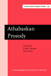 image of Athabaskan Prosody