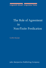 image of The Role of Agreement in Non-Finite Predication