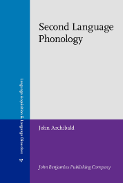 image of Second Language Phonology