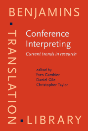 image of Conference Interpreting: Current Trends in Research
