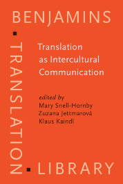 image of Translation as Intercultural Communication