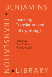 image of Teaching Translation and Interpreting 3