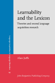 image of Learnability and the Lexicon
