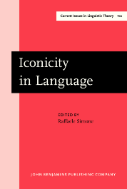 image of Iconicity in Language