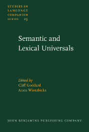 image of Semantic and Lexical Universals