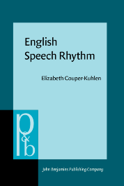 image of English Speech Rhythm