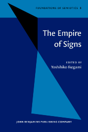 image of The Empire of Signs