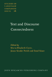 image of Text and Discourse Connectedness