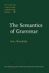 image of The Semantics of Grammar