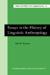 image of Essays in the History of Linguistic Anthropology