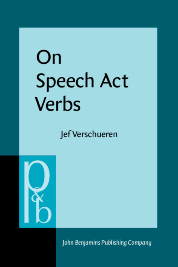 image of On Speech Act Verbs