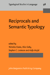 image of Reciprocals and Semantic Typology