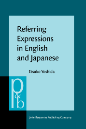 image of Referring Expressions in English and Japanese