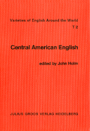 image of Central American English