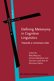 image of Defining Metonymy in Cognitive Linguistics