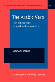 image of The Arabic Verb