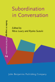 image of Subordination in Conversation