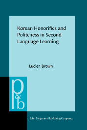 image of Korean Honorifics and Politeness in Second Language Learning