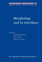 image of Morphology and its Interfaces