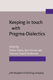 image of Keeping in touch with Pragma-Dialectics