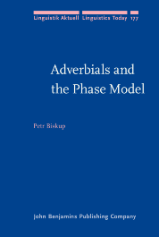 image of Adverbials and the Phase Model