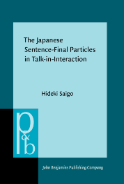 image of The Japanese Sentence-Final Particles in Talk-in-Interaction
