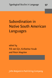 image of Subordination in Native South American Languages