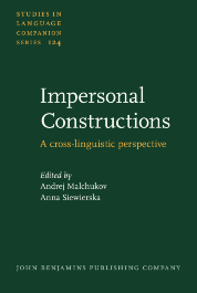 image of Impersonal Constructions