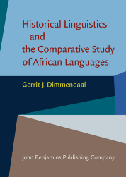 image of Historical Linguistics and the Comparative Study of African Languages