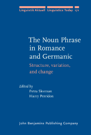 image of The Noun Phrase in Romance and Germanic