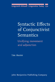 image of Syntactic Effects of Conjunctivist Semantics