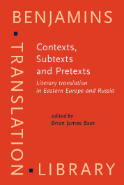 image of Contexts, Subtexts and Pretexts