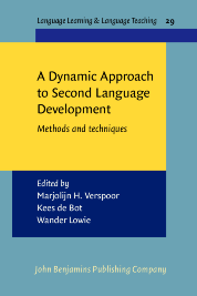 image of A Dynamic Approach to Second Language Development