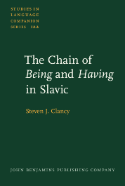 image of The Chain of <i>Being</i> and <i>Having</i> in Slavic
