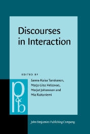 image of Discourses in Interaction