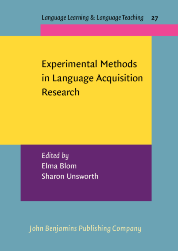 image of Experimental Methods in Language Acquisition Research