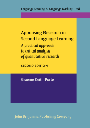 image of Appraising Research in Second Language Learning