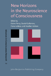 image of New Horizons in the Neuroscience of Consciousness