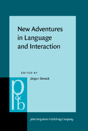 image of New Adventures in Language and Interaction