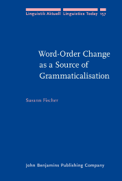 image of Word-Order Change as a Source of Grammaticalisation