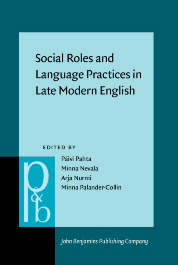 image of Social Roles and Language Practices in Late Modern English