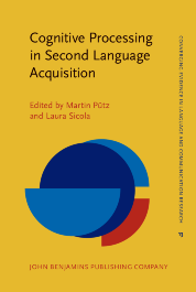 image of Cognitive Processing in Second Language Acquisition