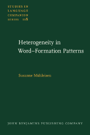 image of Heterogeneity in Word-Formation Patterns