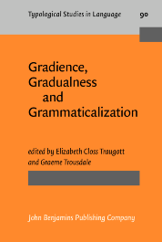 image of Gradience, Gradualness and Grammaticalization