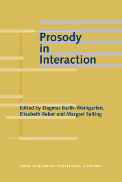 image of Prosody in Interaction